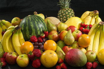 Fruit Is Important as part of all Acid Reflux Diet Recipes