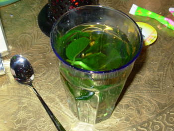 Peppermint Tea as Acid Reflux Natural Treatment